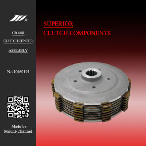 Clutch Comp Kit Embreagem Kvk-CB300 Clutch Center Assembly for Honda pictures & photos