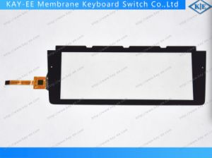 Automotive Anti-Newton Ring GPS G+G Capacitive Touch Screen with Focaltech IC pictures & photos