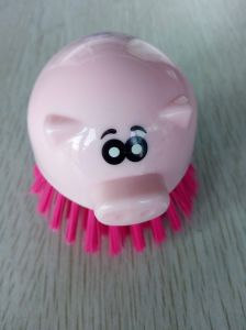 Novelty Pig Kitchen Brush pictures & photos