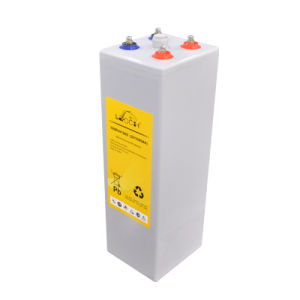 12V 1000ah Rechargeable Gel Tubular Opzv Battery for Solar System pictures & photos