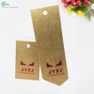 Custom Paper Printed Tags Manufacturer (KG-PA043) pictures & photos