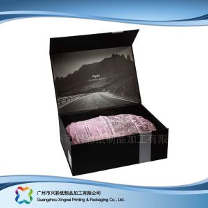 Cardboard Flat Folding Packing Gift Box with Magnetic Closure (xc-APC-001) pictures & photos