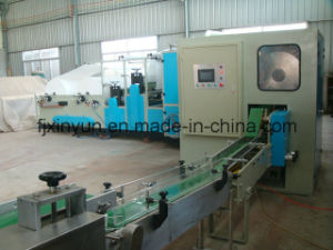 Automatic Box Facial Tissue Paper Making Machine Production Line Price pictures & photos