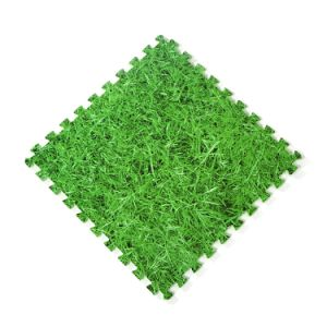 Green Pollution-Free Anti Slip EVA Foam Interlocking Floor Mats pictures & photos