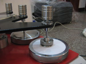 Martindale Tester for Abrasion Pilling Properties Test in Textile pictures & photos