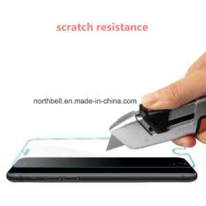 9h Anti-Fingerprint Screen Protector for iPhone 6s pictures & photos