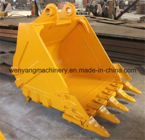 China Made Sumitomo 240 Crawler Excavator Mining Rock Bucket pictures & photos