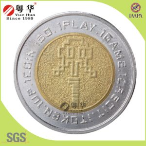 Wholesale Amusement Machine Token for Coin Operated Games pictures & photos