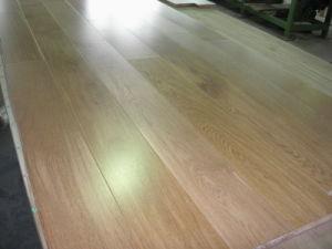 Household White Oak Engineered Parquet Flooring/Hardwood Floor pictures & photos