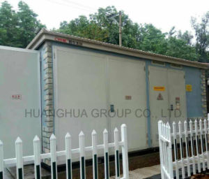 Cnhk Hv Site Running Prefabricated Intelligent Substation pictures & photos