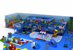Kaiqi Kids Commercial Qualified and Customized Indoor Playground pictures & photos