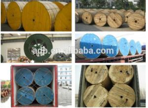 GYTS Competitive Price 12 24 36 96 144 Cores Armored Shield Loose Tupe Stranded Fiber Optic Cable Aeriall Underground Use pictures & photos