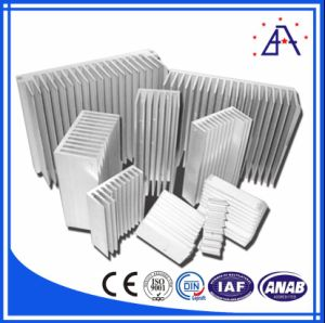 Chinese manufacturer Powder Coating Aluminum Heatsink pictures & photos