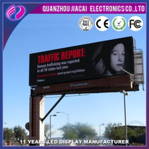 Customized Full Color P10 Large Screen Outdoor LED Board pictures & photos