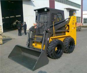 Wheel Skid Steer Loader 750kg (WSL75) pictures & photos