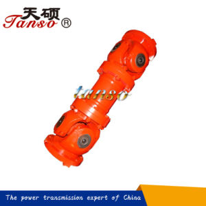 Swp-E Type Long Flex Double Flange Type Universal Joint Coupling pictures & photos