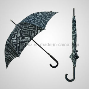 Regular Automatic Straight Rain/Sun Umbrella (JL-AQT108) pictures & photos