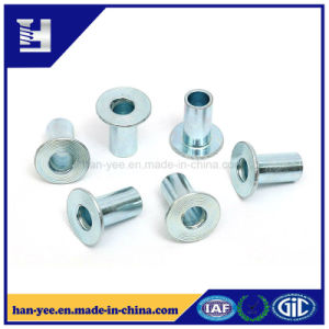 Zinc Plated Full Hollow Clutch Rivets for Furniture pictures & photos