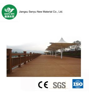Outdoor WPC Wood Plastic Composite Decking pictures & photos