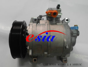 Auto Parts AC Compressor for Honda Elyssion 10sr17c 7pk 136.5mm pictures & photos