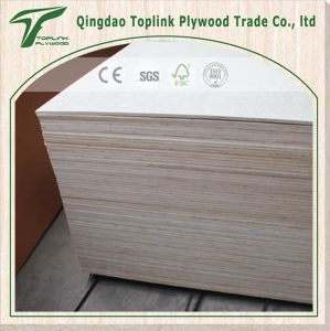 China 4X8 Poplar 18mm Commercial Plywood pictures & photos