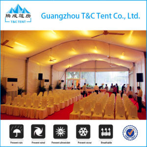 30X50m Arch Roof Dome Tents in UAE for Wedding Event pictures & photos