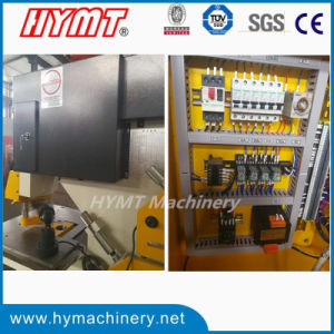 Q35Y-25 high precision hydraulic iron worker angle steel cutting machine pictures & photos