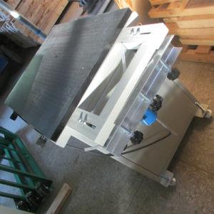 TM-6080s Manual Glass Plane Vacuum Silk Screen Print Machine pictures & photos