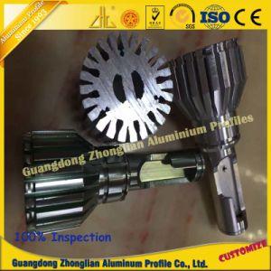 CNC Aluminium LED Profile Aluminum Heatsink Profile pictures & photos