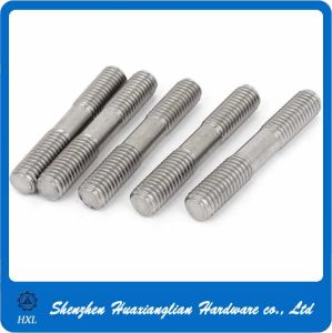 High Precise Customized Double Ended Threaded Stud Screw Bolt pictures & photos
