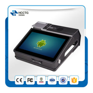 10 Inch LCD Touch Screen 8GB Smart Android Tablet POS Terminal with Rj11 Cash Drawer Port (HZQ-1010) pictures & photos