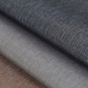Woven Two Tone Slubby Rayon Viscose Polyester T/R Fabric