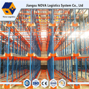 Heavy Duty Stable Drive in Shuttle Rack with Ce Certificated pictures & photos