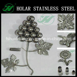 Grape Stainless Steel Handrail Decoration pictures & photos