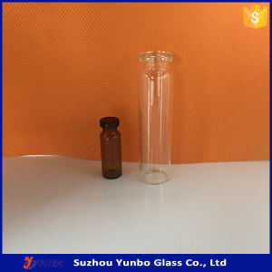 20ml Clear Glass Vial for Sale pictures & photos