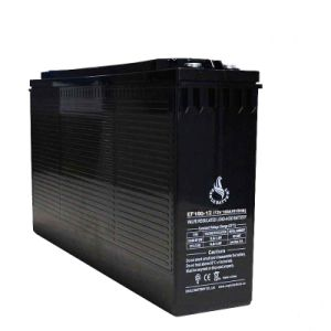 12V 180ah Front Terminal Rechargeable Mf Lead Acid UPS Battery