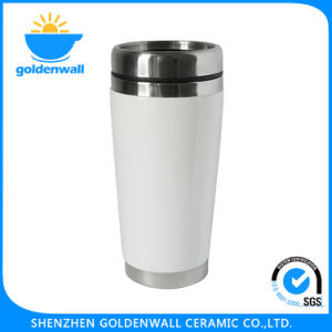 Customized Promotional Porcelain Stainless Steel Cup pictures & photos