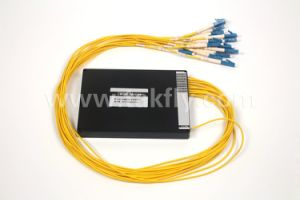 1X16 ABS Box Module Fiber Optic PLC Splitter pictures & photos