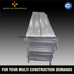 Metal Scaffolding Plank for Construction Building pictures & photos