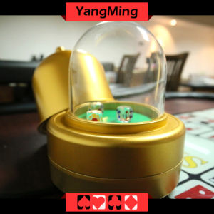 Si Bo Casino Poker Table Dedicated Electric Dice Cup Intelligent Automatic Operation Ym-Di02 pictures & photos