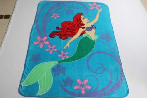 Azo Free Printed Coral Fleece Blanket with Competitive Price pictures & photos
