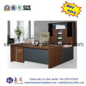 Modern Office Furniture Simple L-Shape Office Table (S601#) pictures & photos