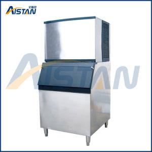 SD150 Ice Machine with Stainless Steel Design pictures & photos