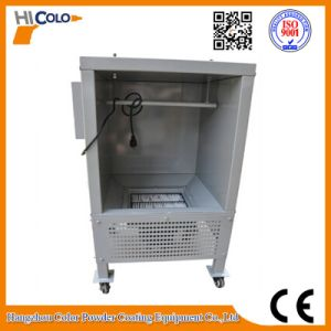 Test Type Powder Spray Booth with Filter pictures & photos