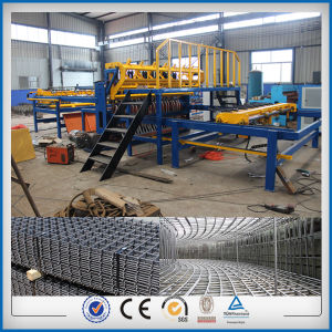 Reinforcing CNC Welded Steel Bar Mesh Concrete Machine pictures & photos