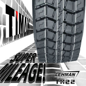 Timax DOT Smartway Drive Steer Trailer Semi Truck Tires (205/75R17.5) pictures & photos