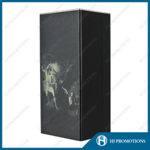 Customized Liquor Bottle Paper Packaging Box (HJ-PPS01) pictures & photos