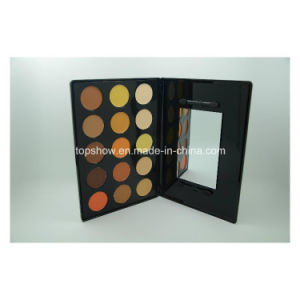 Private Label No Logo New Arrival 15 Colors Makeup Foundation Powder Concealer Palette Ready Stock Fgb15