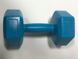 PE Dumbbell with Sand Filling pictures & photos