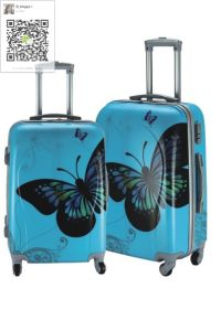 ABS /PC Trolley Case Set 3 in 1 pictures & photos
